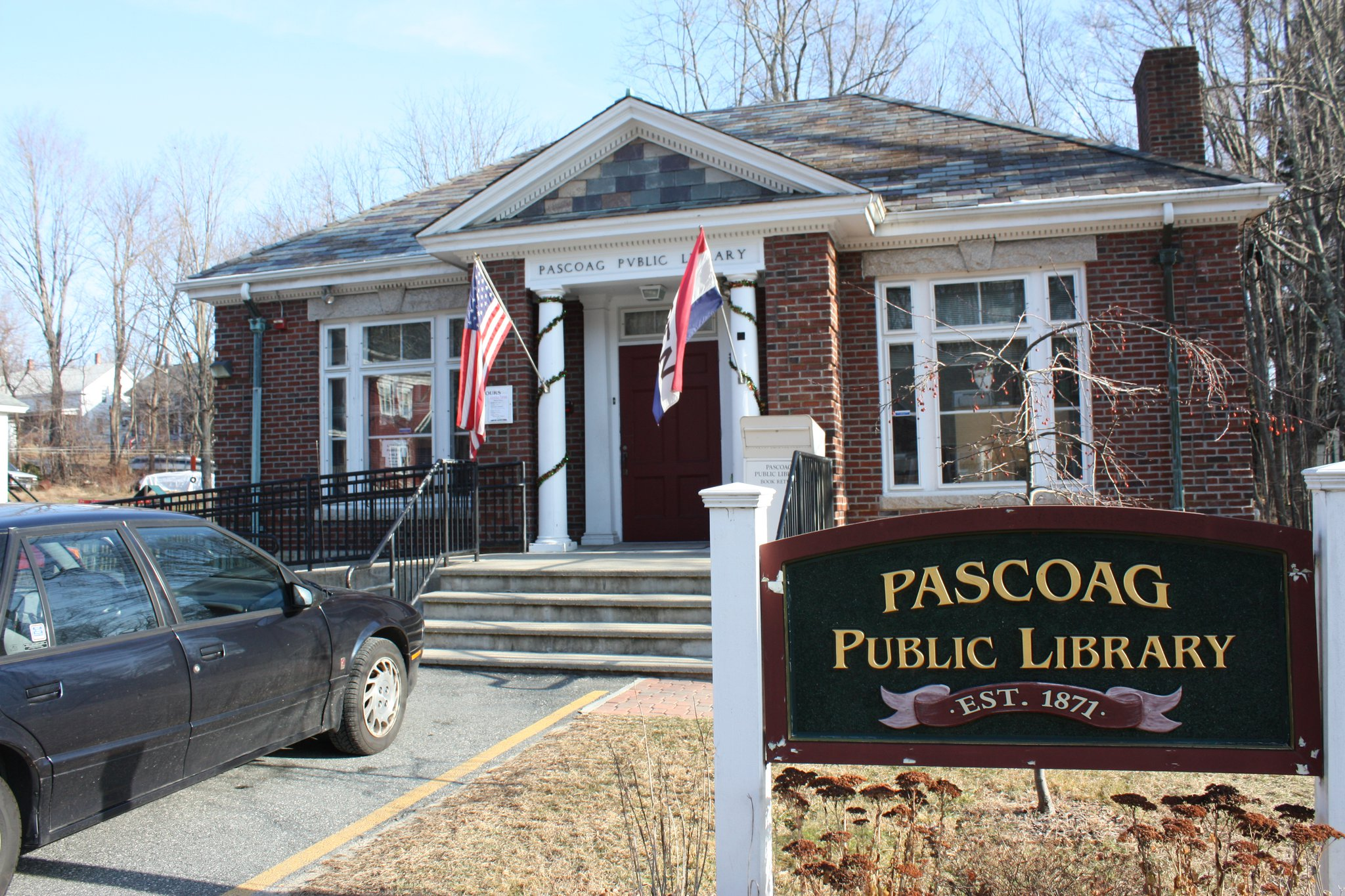 Pascoag Public Library