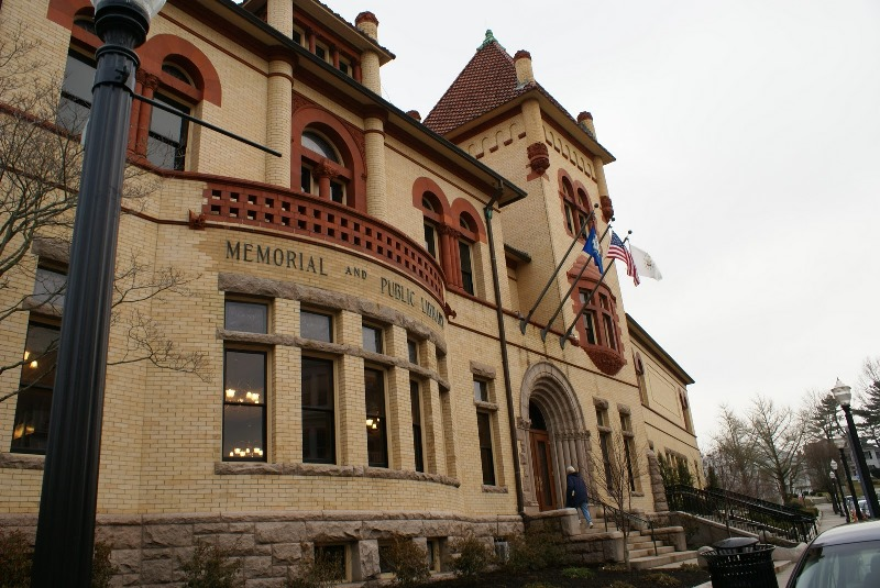 Westerly Public Library