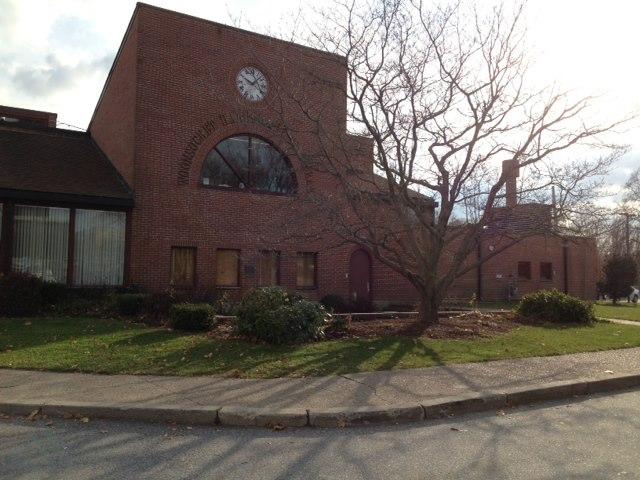 Woonsocket Harris Public Library