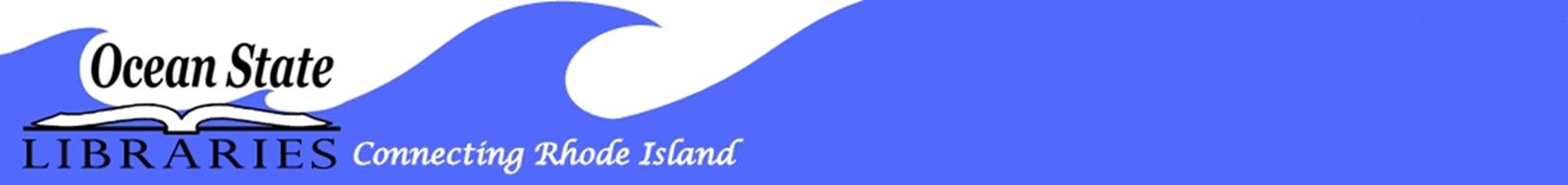 Ocean State Libraries Logo