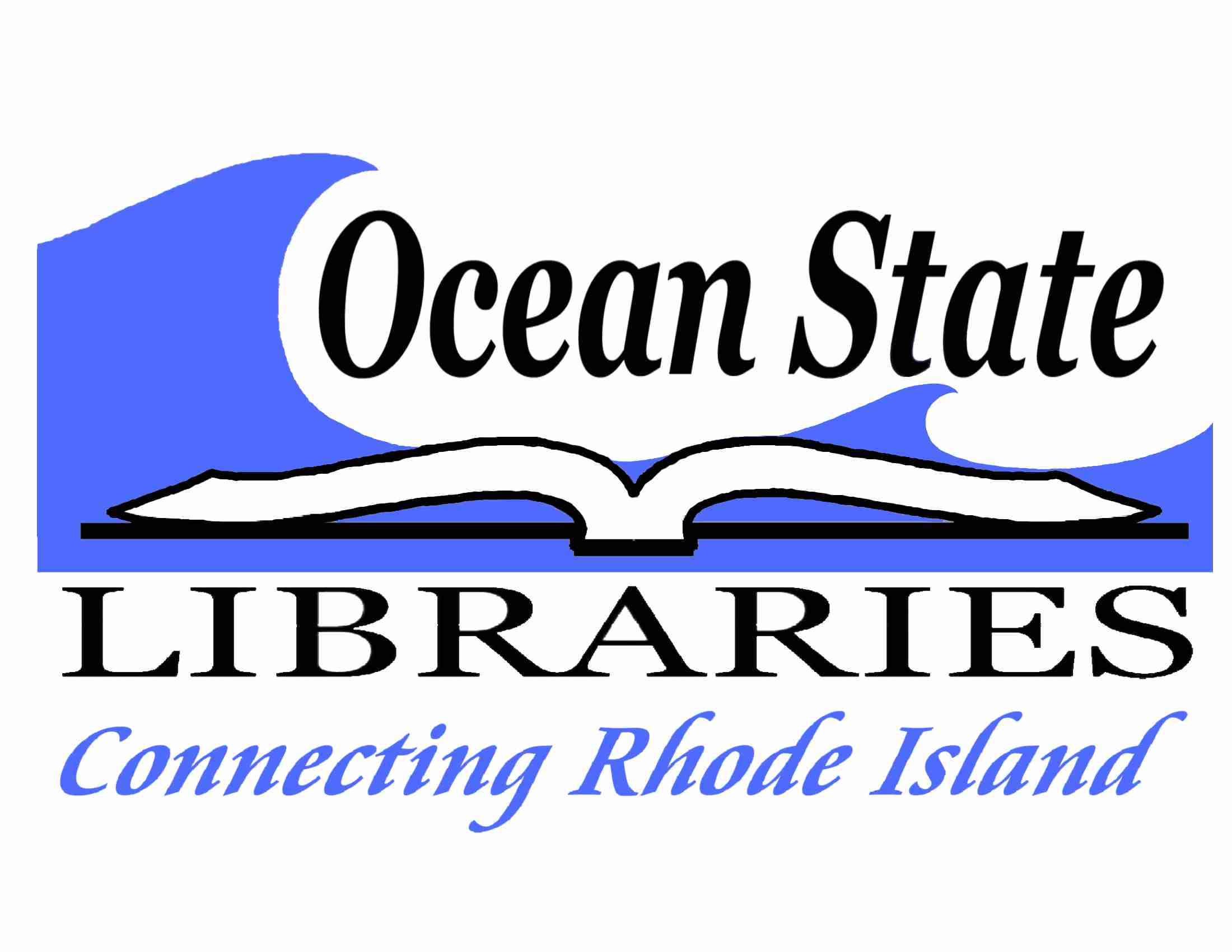 Image result for ocean state library logo