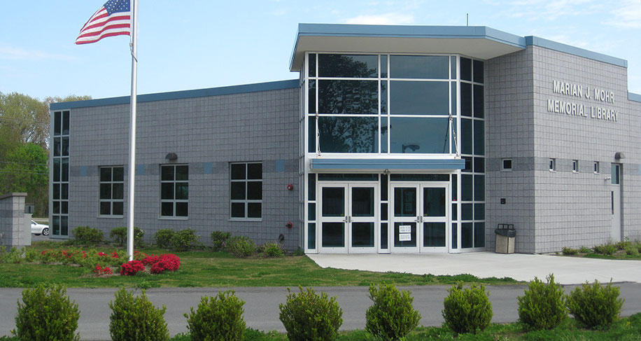 Marian J. Mohr Memorial Library