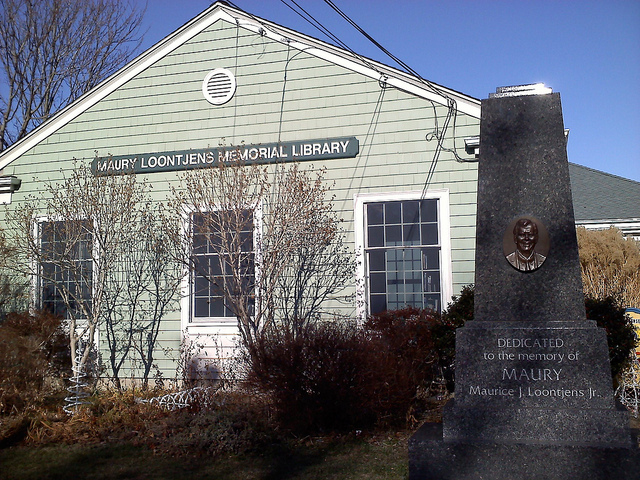 Maury Loontjens Memorial Library