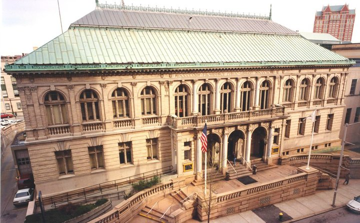 Ocean State Libraries Rhode Island
