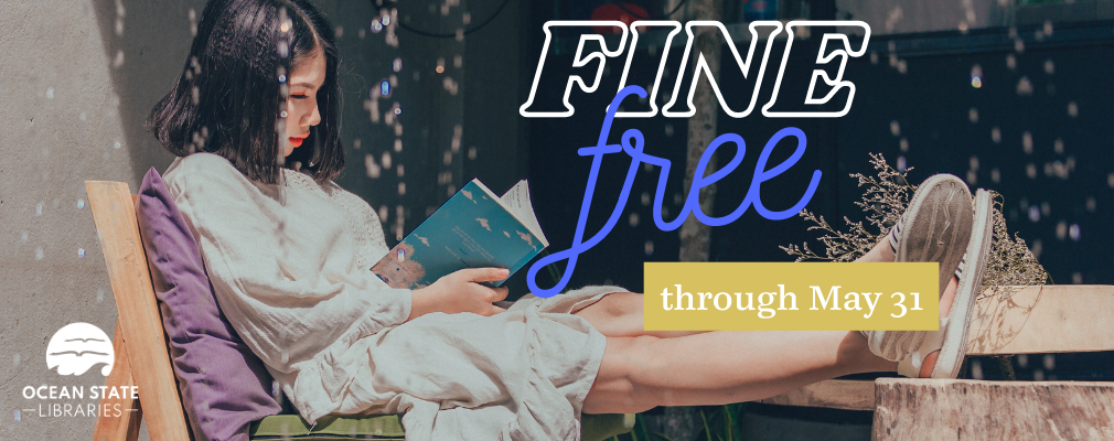 Fine Free through May 31