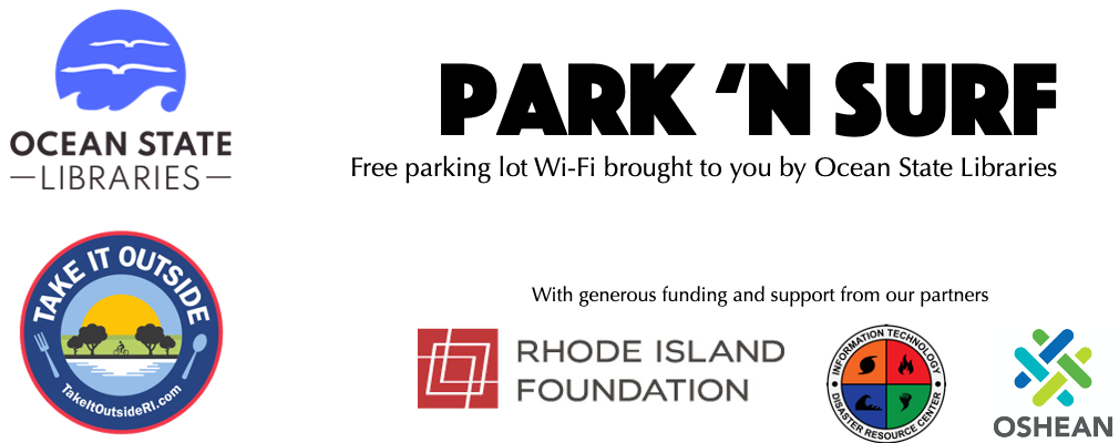 Park 'n Surf: Free Parking Lot Wi-Fi Brought to You by Ocean State Libraries